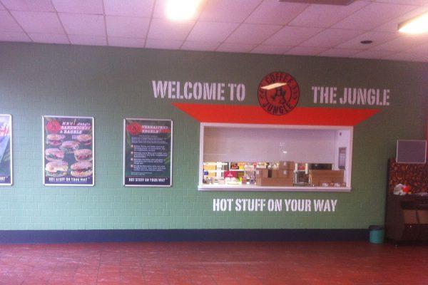"""Cafeteria """"Coffee-Jungle"""" vorübergehend geschlossen"""