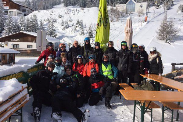 """""""Ski und Rodel gut!"""" Berufliche Gymnasien auf Skikurs"""
