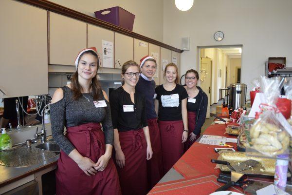 Berufliches Gymnasium Ernährung auf 26. Lichterfest