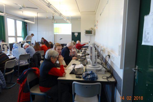 Schülercoachingkonzept an der Kerschensteiner-Schule ein voller Erfolg