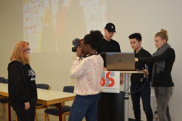 """Präventions-Film-Workshop zum Thema """"Gesundheit"""""""