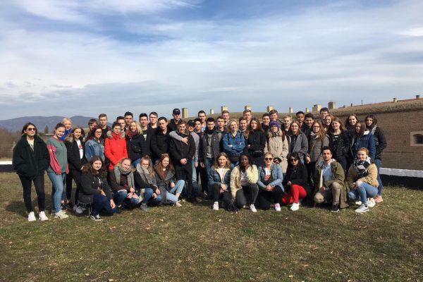 Berufliche Gymnasien auf Klassenfahrt in Prag