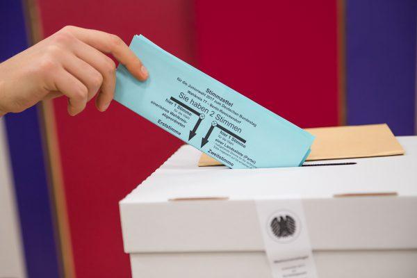 Juniorwahl an der BBS II Delmenhorst